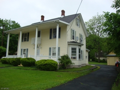 Ogdensburg Boro Single Family Home For Sale: 39 Main St