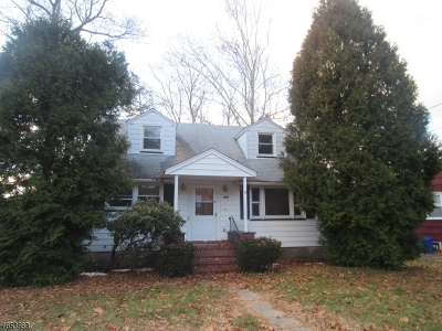 Oakland Boro Single Family Home For Sale: 519 Ramapo Vly Rd