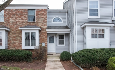 Hillsborough Twp. Condo/Townhouse For Sale: 5 Chetwood Court