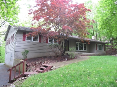 Byram Twp. Single Family Home For Sale: 14 Crows Nest Rd