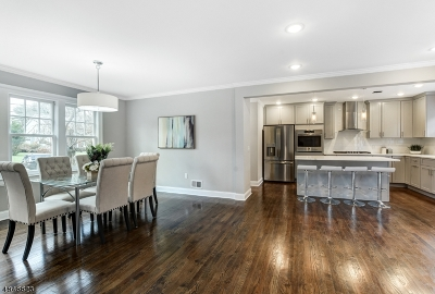 Madison Boro Single Family Home For Sale: 407 Woodland Rd