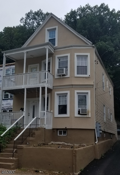 Passaic City Multi Family Home For Sale: 304 Sherman St