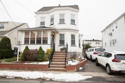Totowa Boro Single Family Home For Sale: 37 William Pl