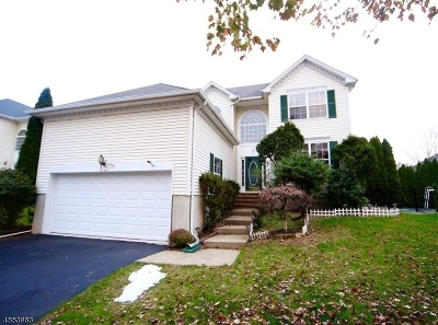 Bridgewater Twp. Single Family Home For Sale: 5 Sutton Ct
