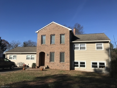 Franklin Twp. Single Family Home For Sale