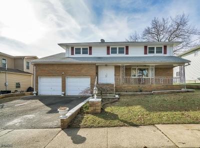 Totowa Boro Single Family Home For Sale: 19 Haven Ave