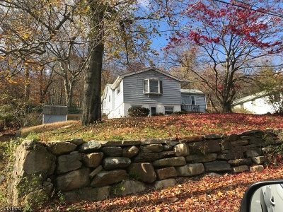 Rockaway Twp. Single Family Home For Sale: 5 Lakeview Rd