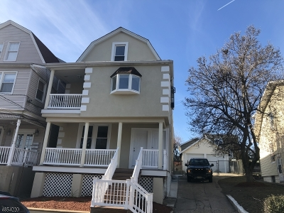 Belleville Twp. Multi Family Home For Sale: 39-41 Linden Ave