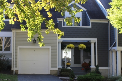 Sparta Twp. Condo/Townhouse For Sale: 5 Grist Mill
