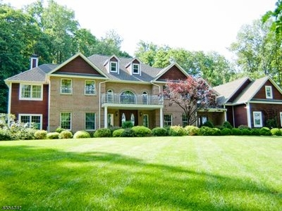 Mendham Twp. NJ Single Family Home For Sale: $1,258,888