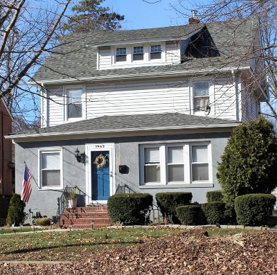 Scotch Plains Twp. Multi Family Home For Sale: 1943 Mountain Ave