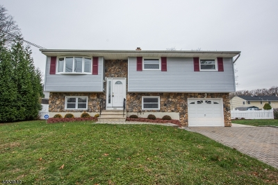 Piscataway Twp. Single Family Home For Sale: 1318 New Brunswick Ave
