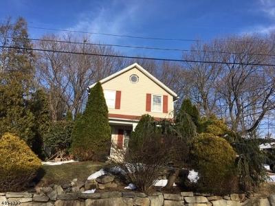 Montville Twp. NJ Single Family Home For Sale: $350,000
