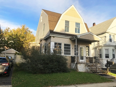 Kearny Town Single Family Home For Sale: 7 Prospect Pl