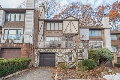 Clifton City Condo/Townhouse For Sale: 900 Valley Rd #C-4