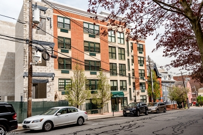 Morristown Town Condo/Townhouse For Sale: 7 Prospect Street #303