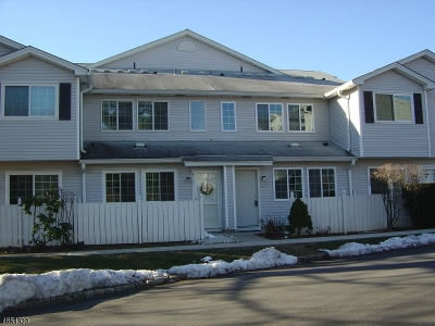 Bedminster Twp. Condo/Townhouse For Sale