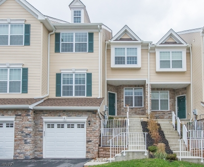 Mount Olive Twp. Condo/Townhouse For Sale: 6 Greenwich Ct