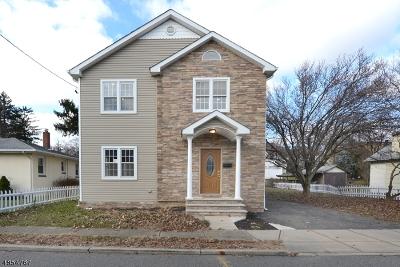 Totowa Boro Single Family Home For Sale: 223 Grant Ave