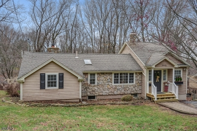 Sparta Twp. Single Family Home For Sale: 20 Alpine Trl