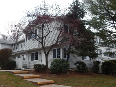 Bedminster Twp. Condo/Townhouse For Sale: 33 Cheswich Ct