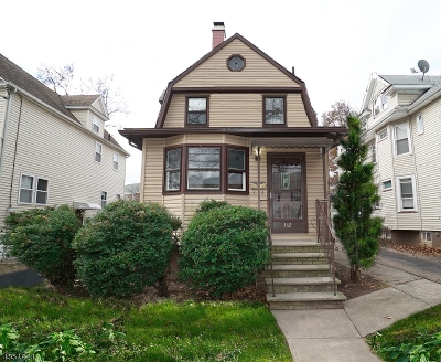 Roselle Park Boro Single Family Home For Sale: 132 Union Rd