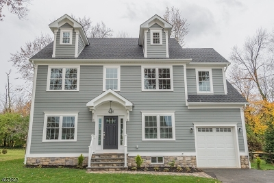 Madison Boro Single Family Home For Sale: 275 Kings Rd