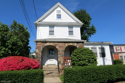 Cranford Twp. Rental For Rent: 11 Meeker Ave