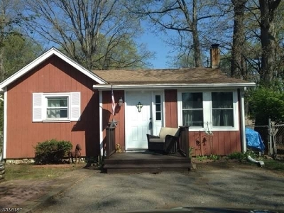 Mount Olive Twp. Single Family Home For Sale: 3 Abbott St