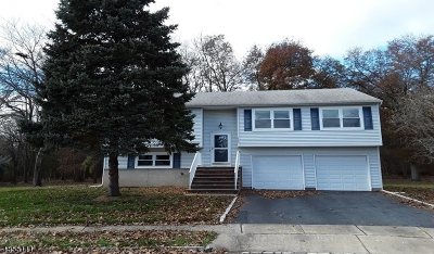 Hillsborough Twp. Single Family Home For Sale: 326 Thatcher Ter