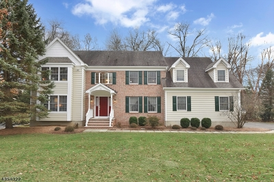 Wyckoff Twp. Single Family Home For Sale: 201 Hillcrest Ave
