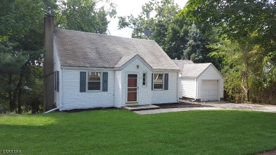 Sparta Twp. Single Family Home For Sale: 17 Indian Trl