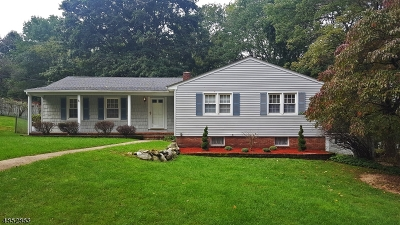 Sparta Twp. Single Family Home For Sale: 16 Westgate Dr