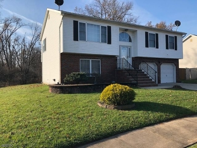 Franklin Twp. Single Family Home For Sale: 4 Halsey St