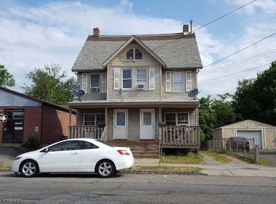 Dover Town Multi Family Home For Sale: 147-149 E Blackwell St