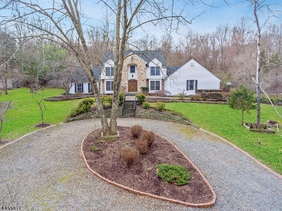 Franklin Twp. Single Family Home For Sale: 344 Sidney Rd