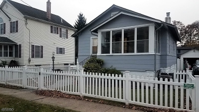 Hawthorne Boro Single Family Home For Sale: 58 7th Ave