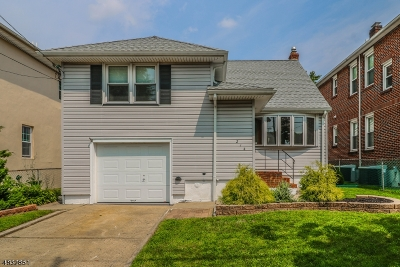 Linden City Single Family Home For Sale: 214 Maple Ave
