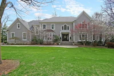 Warren Twp. Single Family Home For Sale: 4 Cotswold Ln