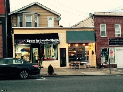 Kearny Town Commercial For Sale: 161 Midland Ave #1