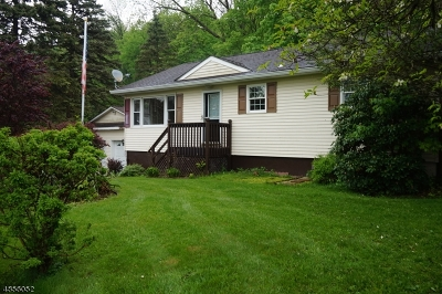 Vernon Twp. Single Family Home For Sale: 1 Courtland Rd