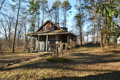 Sparta Twp. Single Family Home For Sale: 247 Glen Rd