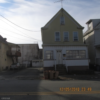 Paterson City Multi Family Home For Sale: 82-84 Murray Ave