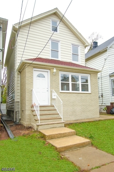 Kearny Town Single Family Home For Sale: 442 Forest St