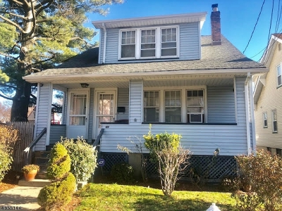 Maplewood Twp. Multi Family Home For Sale: 11 Henry Pl