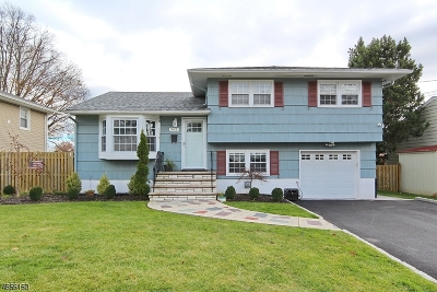Union Twp. Single Family Home For Sale: 363 Foxwood Rd
