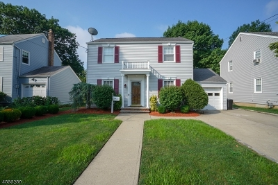Union Twp. Single Family Home For Sale: 448 Stratford Rd
