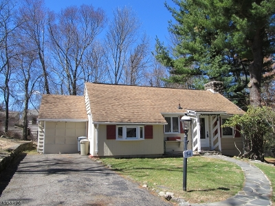 Sparta Twp. Single Family Home For Sale: 34 Shawnee Trl
