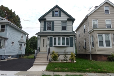 Roselle Park Boro Single Family Home For Sale: 313 Pershing Ave