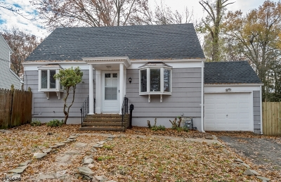 New Providence Single Family Home For Sale: 81 Commonwealth Ave